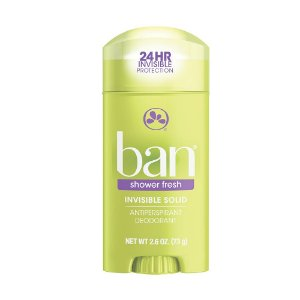 Ban Desodorante Sólido Shower Fresh 73g