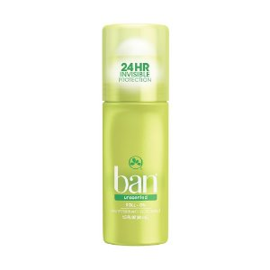Ban Desodorante Roll On Sem Perfume 44ml