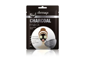 Dermage Charcoal Máscara Purificante Facial 10g