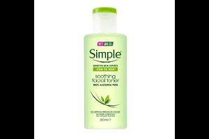 Simple Oleo Tônico Facial Sooth 200ml
