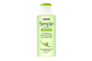 Simple Oleo Tônico Facial Sooth 200ml