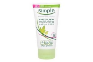 Simple Sabonete Liquido Facial Moist 150ml