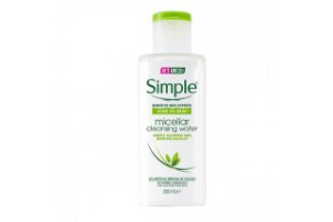Simple Água Micelar 200ml