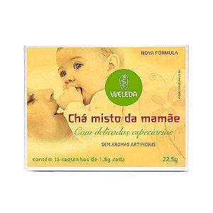 Weleda Chá Misto da Mamãe 22,5g