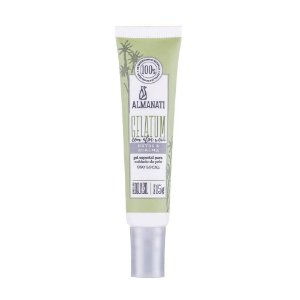 Almanati Gelatum c/ Aloe Vera Gel Uso Local 15g