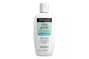 Neutrogena Ultra Gentle Tônico Sem Alcool 200ml