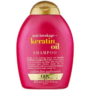 Ogx Shampoo Keratin Oil 385ml