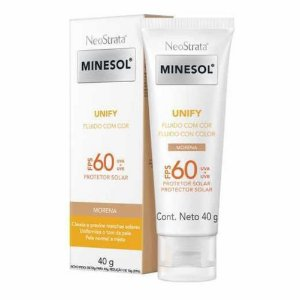 Neostrata Minesol Unify Fluido Morena Fps60 40g