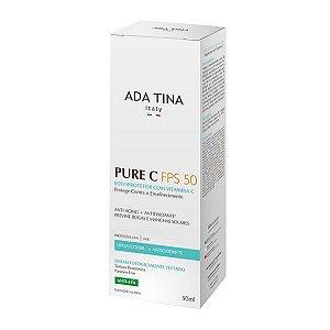 Ada Tina Pure C Rejuvenescedor FPS50 50ml