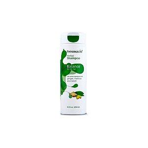 Herbacin Herbal Shampoo Cabelos Oleosos 250ml