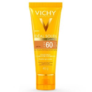 Vichy Ideal Soleil Clarify FPS60 Média 40g