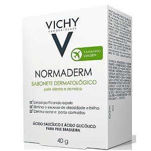 Vichy Normaderm Sabonete 40g