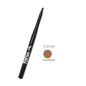 Mori Makeup Lapiseira Retrátil para Sobrancelhas Marrom