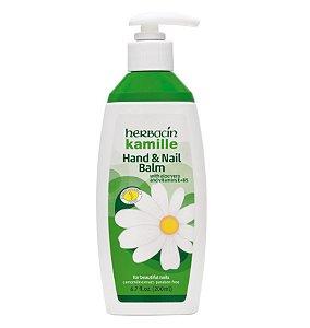 Herbacin Kamille Bálsamo Hidratante para Mãos e Unhas 200ml
