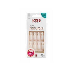 Kiss New York Salon Natural Curto Quadrado Com Aba