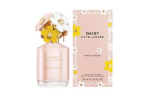 Marc Jacobs Daisy Eau So Fresh Edt Perfume Feminino 75ml