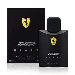Ferrari Scuderia Black Perfume Masculino Eau de Toilette 125ml
