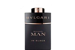 Bvlgari Man In Black Perfume Masculino Eau de Parfum 60ml