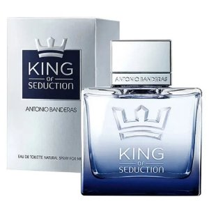 Antonio Banderas King Of Seduction Perfume Masculino Eau de Toilette 50ml