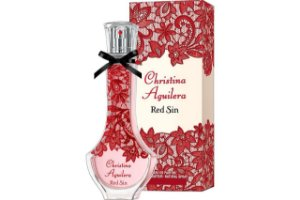 Christina Aguilera Red Sin Edt 30ml