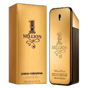 Paco Rabanne 1 Million Perfume Masculino Eau de Toilette 100ml
