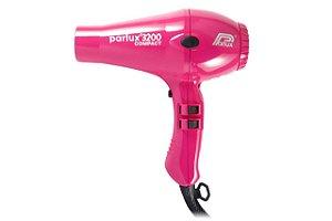 Parlux Secador de Cabelo 3200 Fucsia 220v