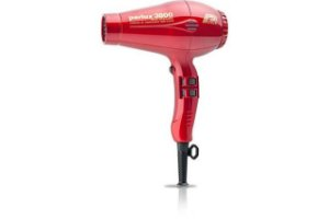 Parlux Secador 3800 Íon Vermelho 127v