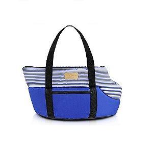 Jacki Design Bolsa Passeio Pet Cor Azul