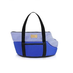 Jacki Design Bolsa Passeio Tam. G Pet Cor Azul