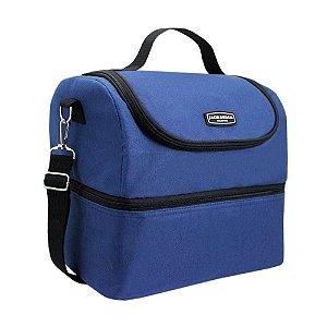 Jacki Design Bolsa Termica Tam GG Lisa Cor Azul
