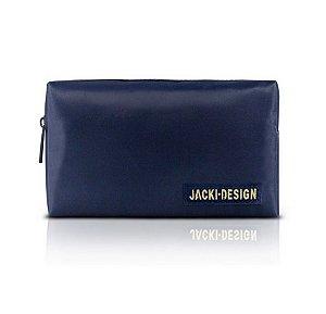 Jacki Design Necessaire de Bolsa Masculina Cor Azul