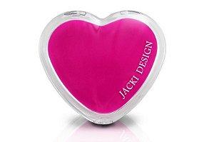 Jacki Design Espelho de Bolsa Coração Cor Pink