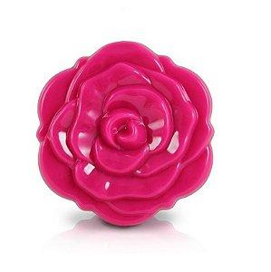 Jacki Design Espelho de Bolsa Flor Cor Pink