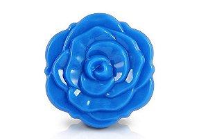 Jacki Design Espelho de Bolsa Flor Cor Azul