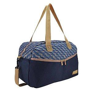 Jacki Design Bolsa de viagem Cor Azul