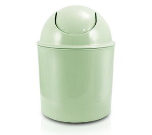Jacki Design Cesto De Lixo Tam P Cor Verde