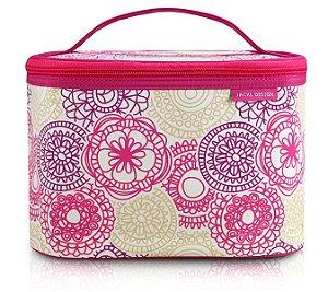 Jacki Design Necessaire Frasqueira (G) Cor Pink