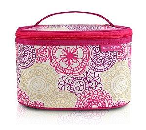 Jacki Design Necessaire Frasqueira (P) Cor Pink