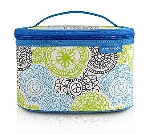 Jacki Design Necessaire Frasqueira (P) Cor Azul