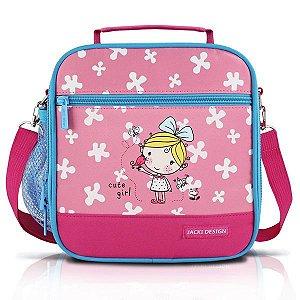 Jacki Design Lancheira Térmica Pink
