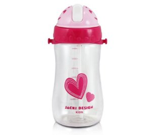 Jacki Design Squeeze Coração Cor Pink