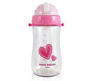 Jacki Design Squeeze Coração Cor Rosa