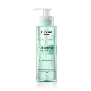Eucerin Dermo Pure Oil Control Gel De Limpeza 200ml