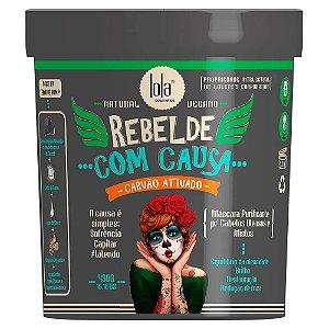 Lola Cosmetics Máscara Capilar Rebelde Com Causa 430g