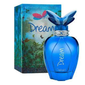 Delikad Butterfly Collection Deo Colonia Dream 120ml