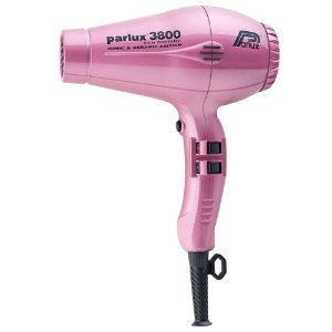 Parlux Secador 3800 Íon Rosa 127v