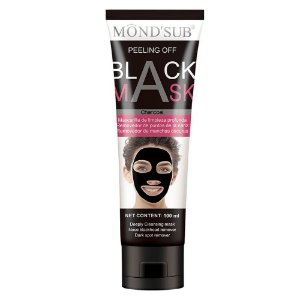 MondSub Black Peel Off Máscara Anti-cravos 100ml