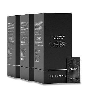 Beyoung Kit com 3 Instant Anti-Aging 21 Sachês