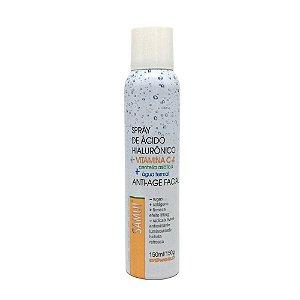 Bioworld Samui Spray Antiage Facial com Vitamina C 150ml