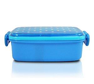 Jacki Design Pote Para Alimento Tam P Cor Azul